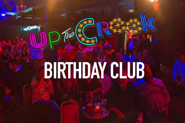 Birthday Club Banner